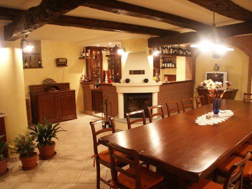 Tavernetta - Arredamento casa rustica ...