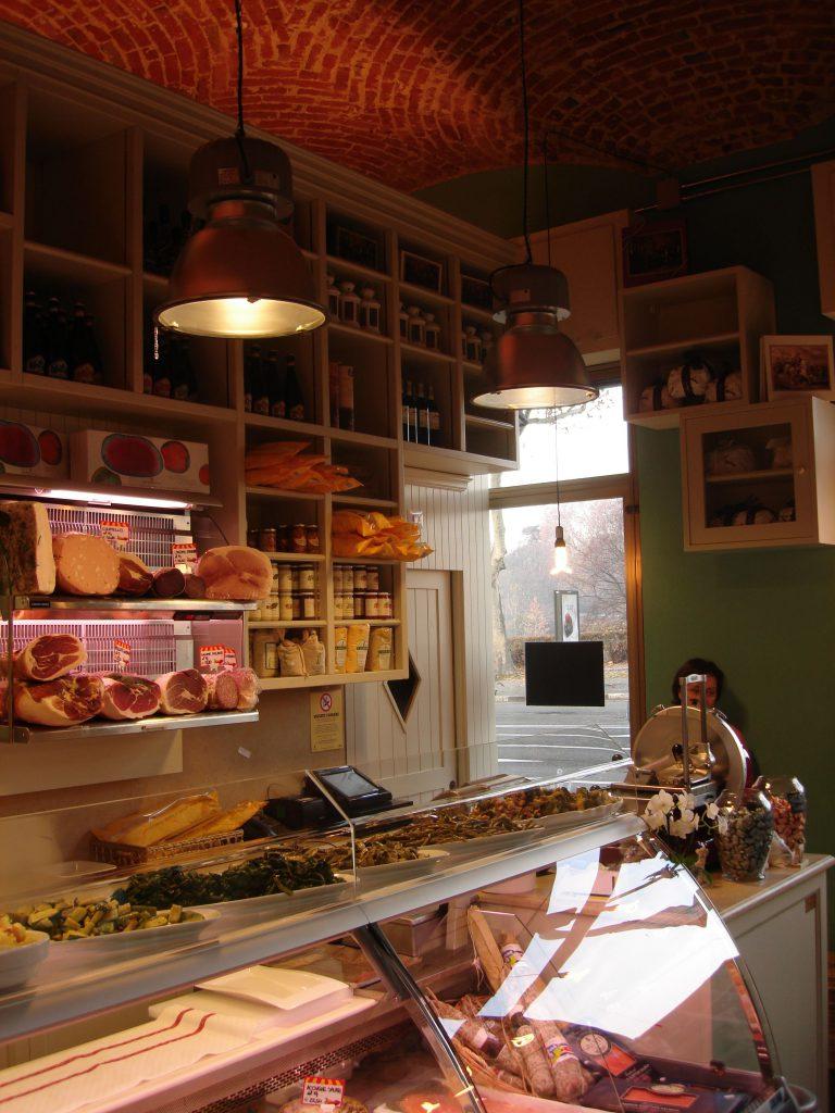 Negozi parrucchieri particolari for Arredamento gastronomia