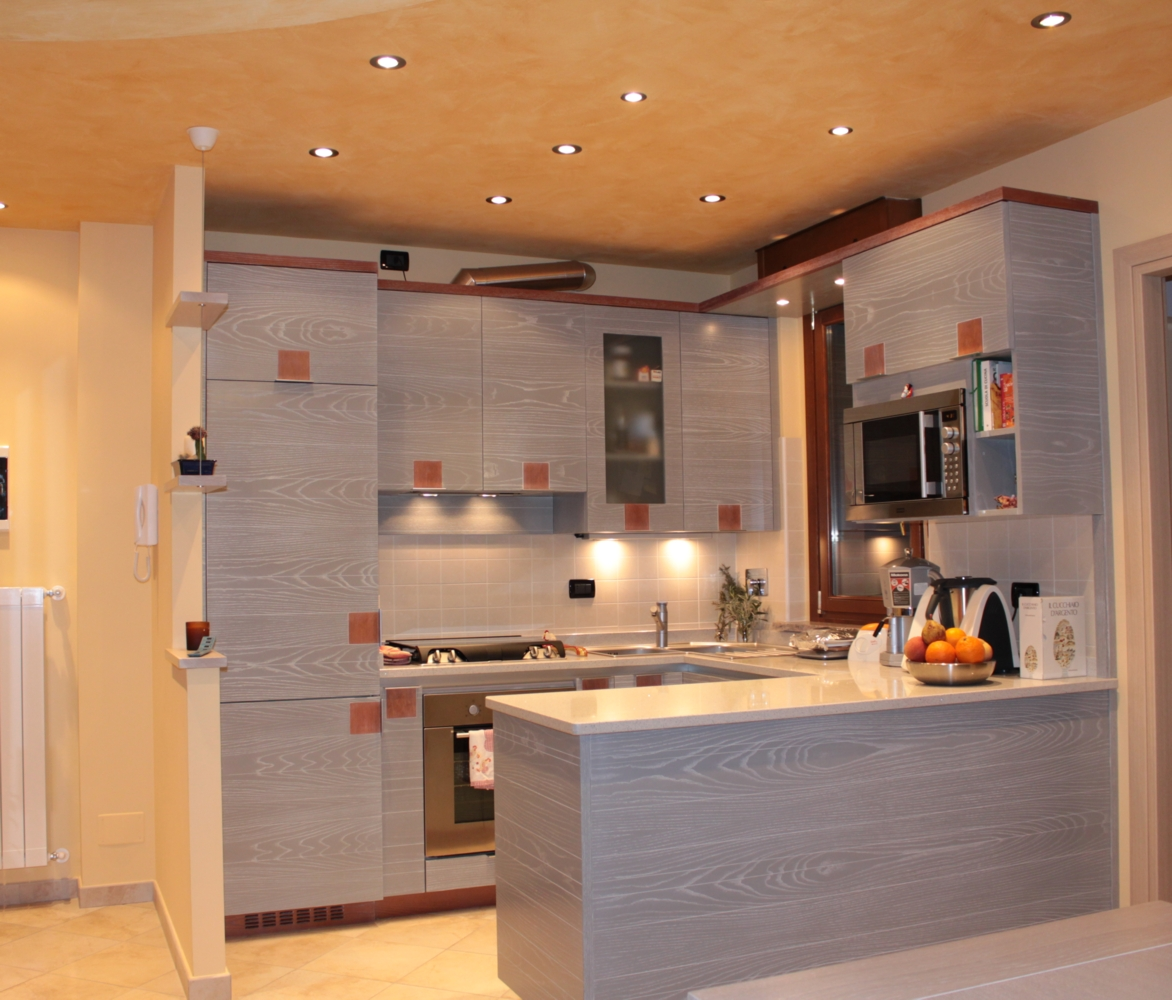 Best modern kitchens with cucine moderne bicolore - Cucine bicolore moderne ...