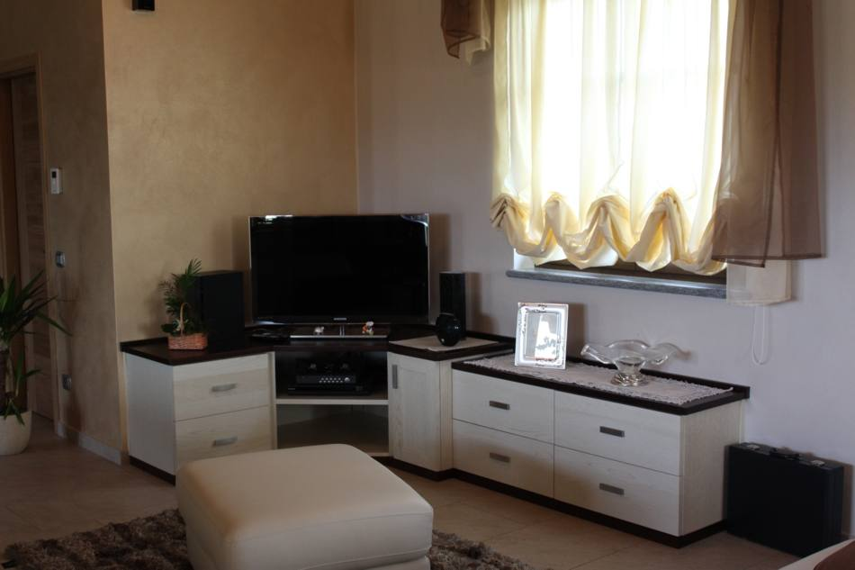 Mobili Ad Angolo Per Tv - Idee Per La Casa - Syafir.com