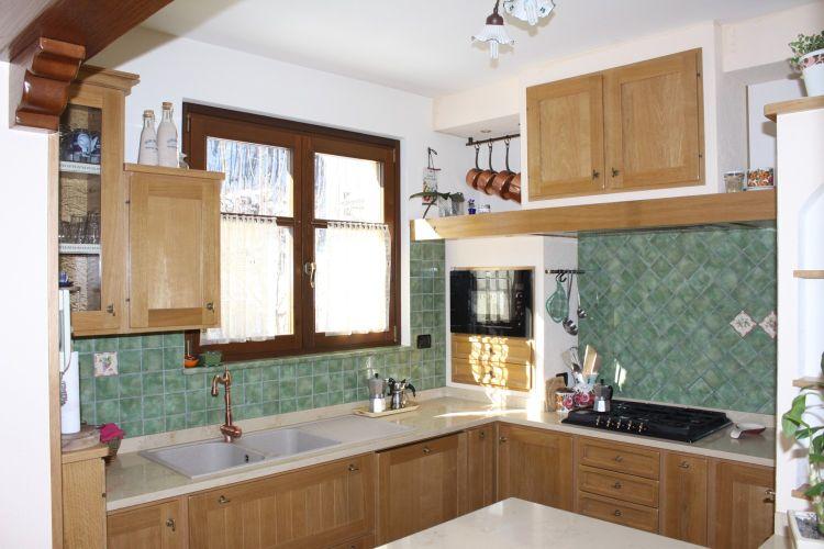 cucina rovere naturale - Cucina Rovere Naturale