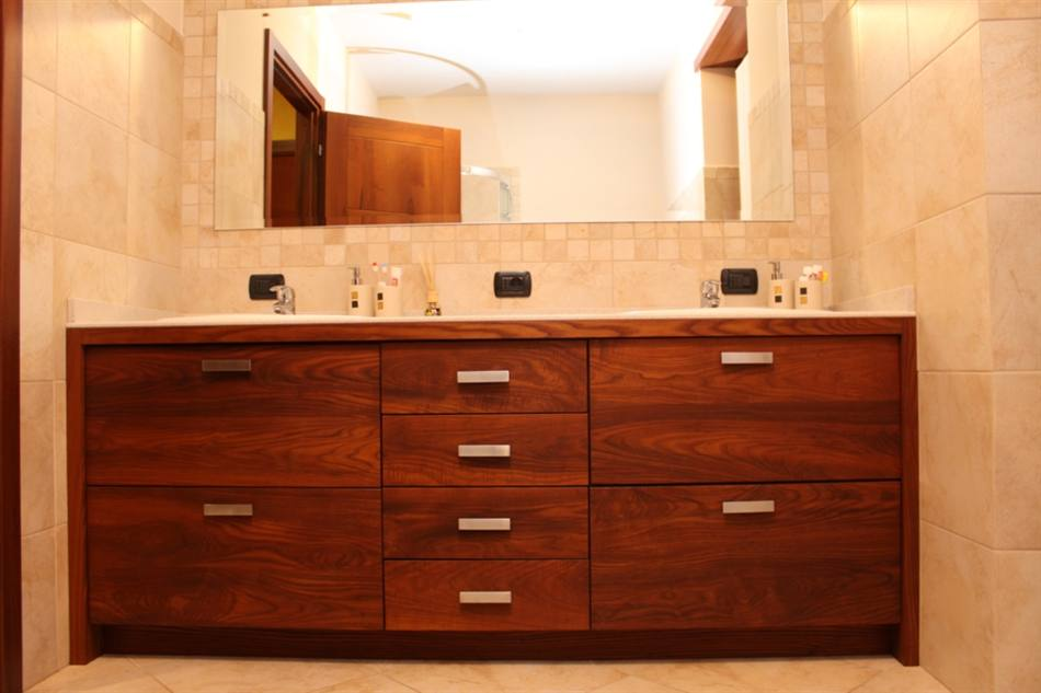 Mobile bagno frassino cotto - Mobili bagno usati ...