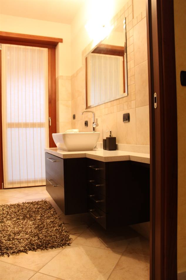 Mobile bagno rovere - Mobile bagno rovere sbiancato ...