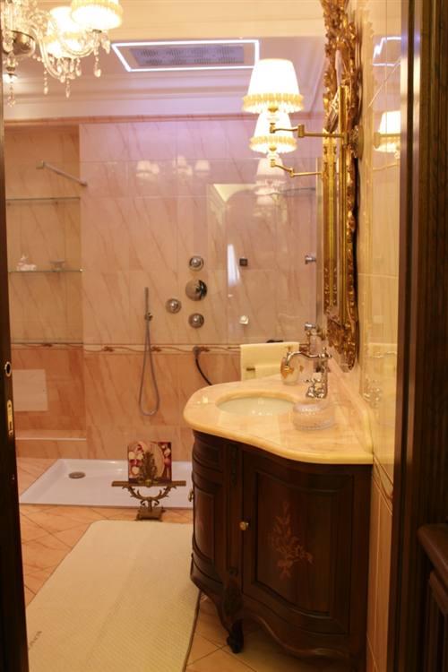 Arredo mobile bagno noce nazionale for Ais arredo