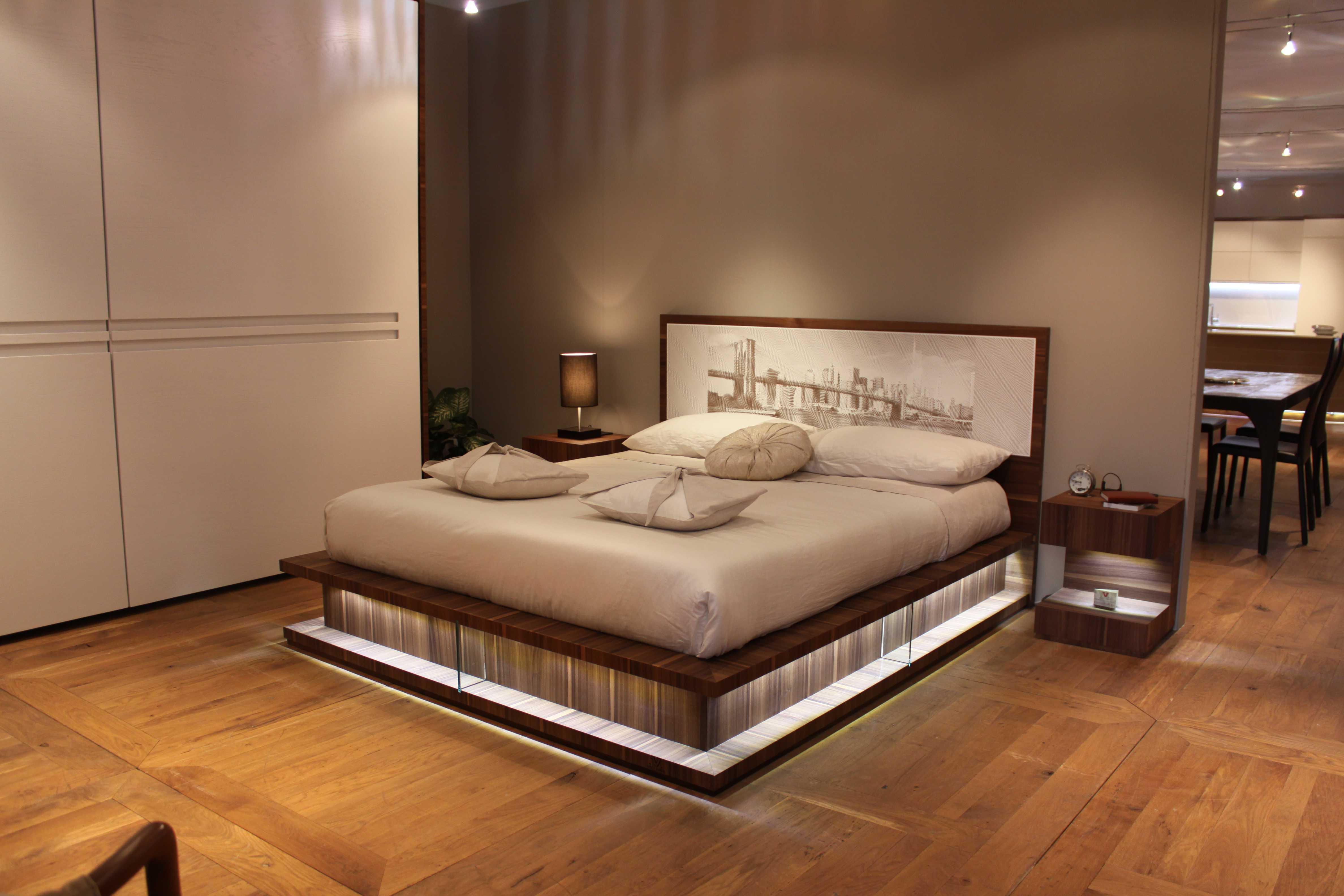 camera da letto mod manhattan