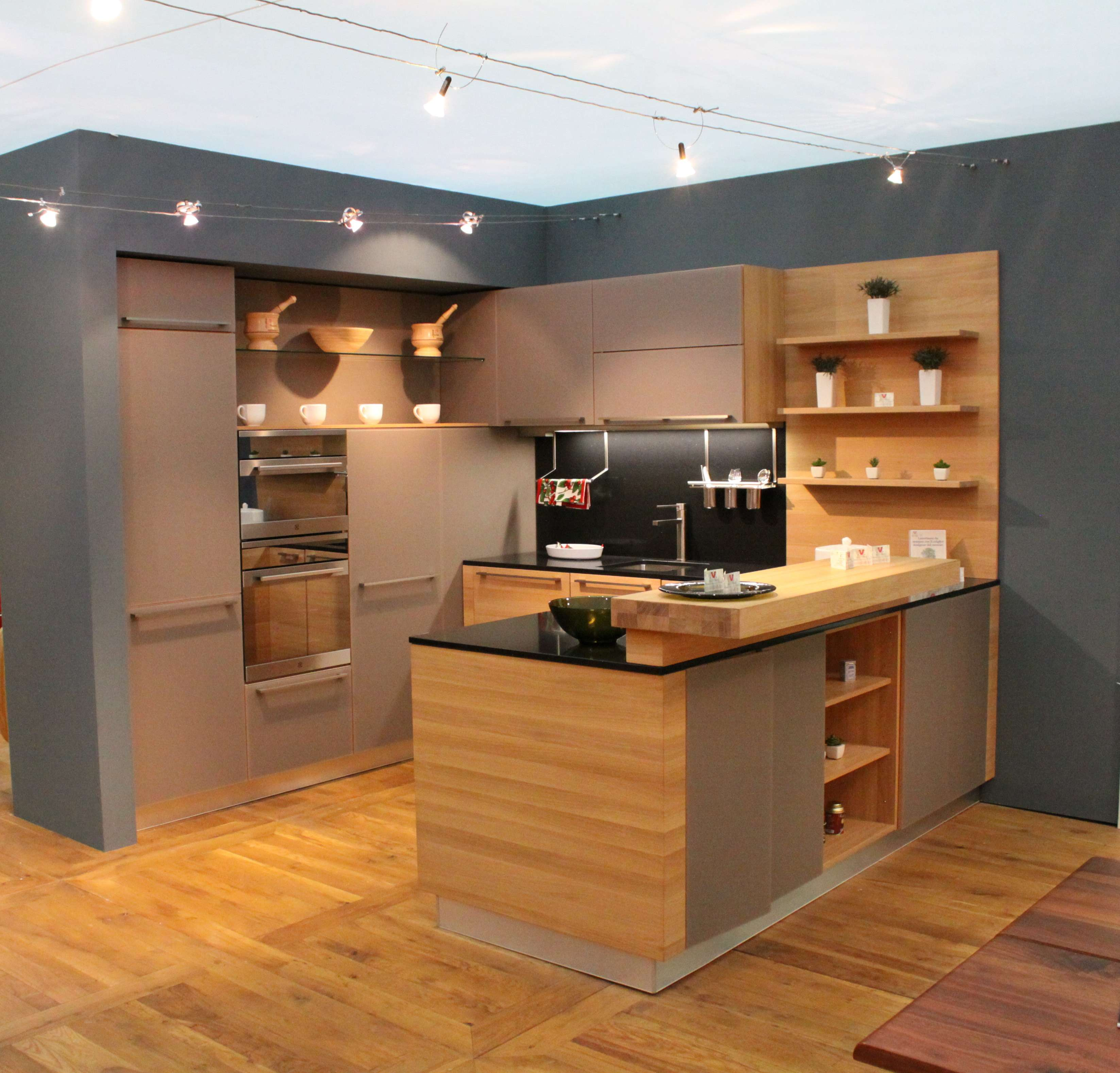 Cucina rovere team7 for Cucine in rovere