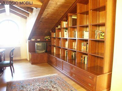 Mansarde Cuneo, Arredo mansarda cuneo, Mobili per mansarda Cuneo
